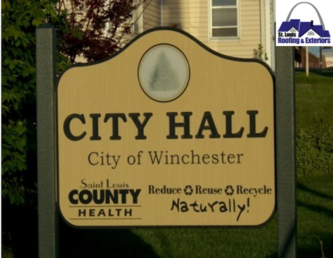 Winchester, Missouri Roofing Company