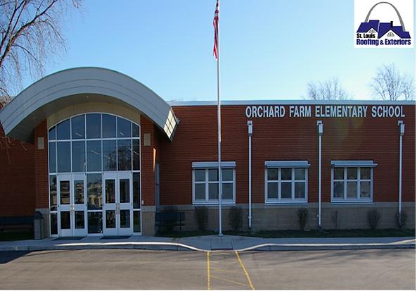 Orchard Farm, Missouri Roofing Company