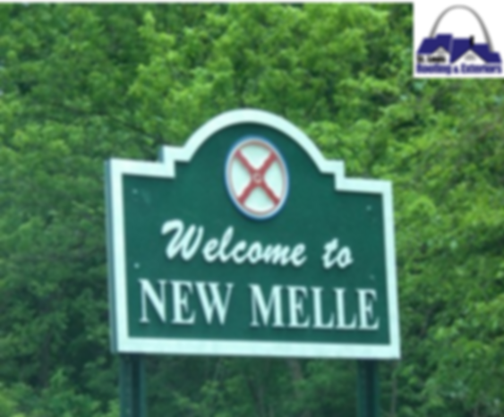 New Melle, Missouri Roofing Company