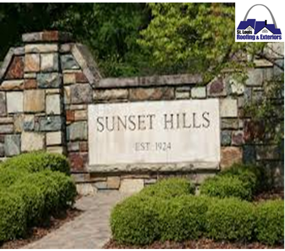 Sunset Hills, Missouri Roofing Company