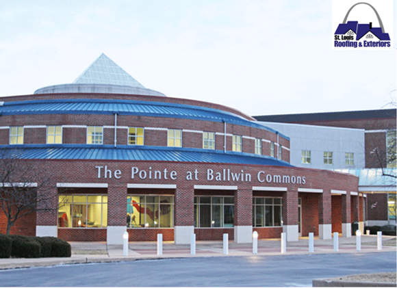 Ballwin, Missouri Roofing Company