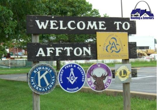Affton, Missouri Roofing Company