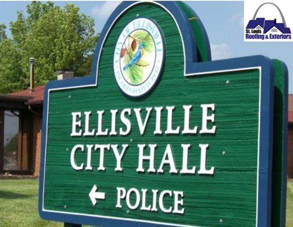 Ellisville, Missouri Roofing Company