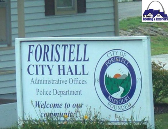 Foristell, Missouri Roofing Company