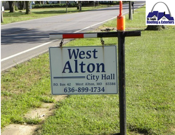 West Alton, Missouri Roofing Company