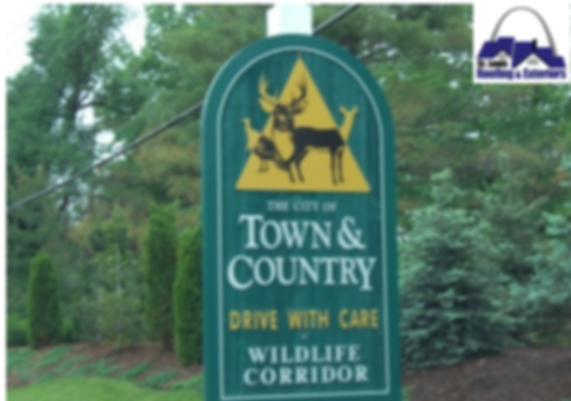 Town & Country, Missouri Roofing Company