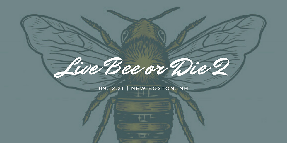 SOLD OUT TFD93: Live Bee or Die Farm