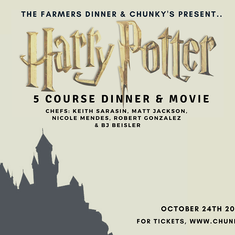 SOLD OUT Farm to Theater: Harry Potter