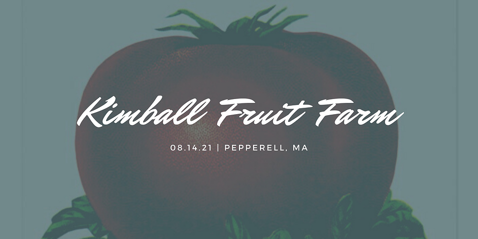 TFD91: Kimball Fruit Farm SOLD OUT