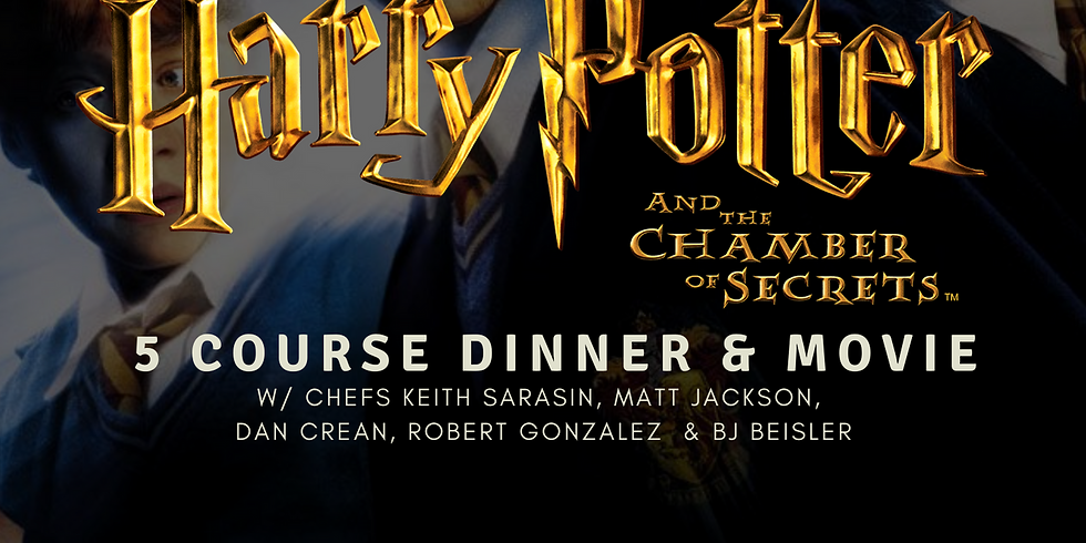 SOLD OUT Farm to Theater: Harry Potter 2