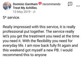 Online Physio Review: Dominic Garnham