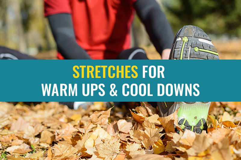 Stretching for Warm Ups and Cool Downs
