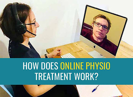 How we can treat your Achille tendon injury with an online physio appointment.