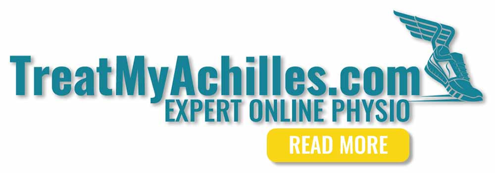 We provide expert online physio treatment for Achilles tendonitis or tendinopathy. Follow the link to find out how it works.