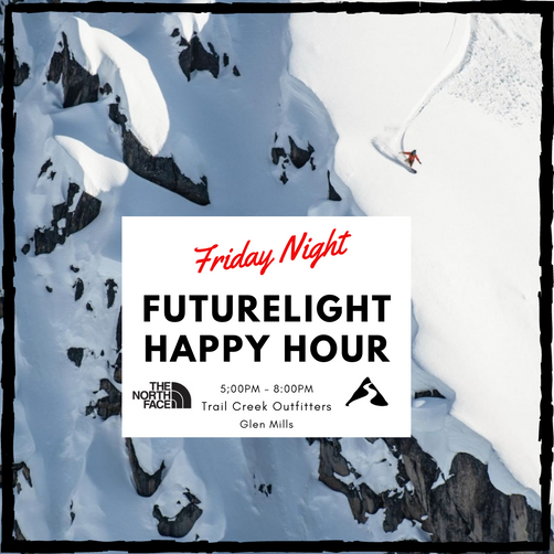 The North Face always throws a great party, and this one was no different!