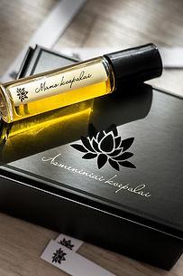 naturalus kvepalai, asmeniniai kvepalai