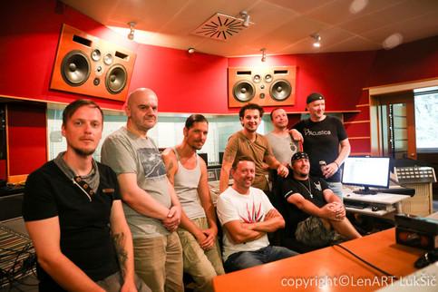 San Di Ego are back in the Studio