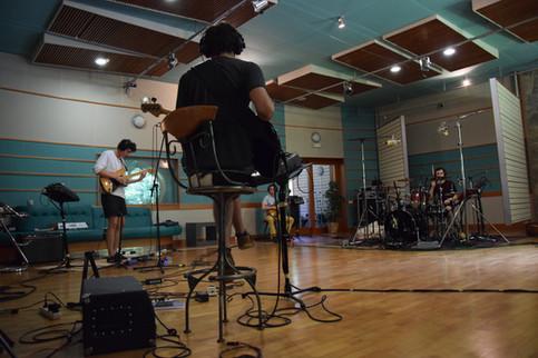 """""""Fire"""" in studio...."""