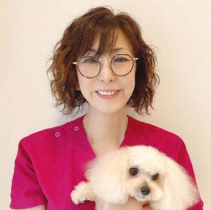 AWIOアニマルウェルフェア国際協会協会 理事 小松直子