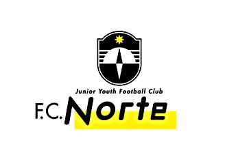 ジュニアユースサッカーチームのロゴ