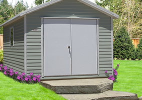Shed, The Eave