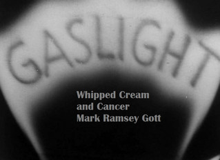 Single 'Whipped Cream and Cancer' released by Mark Ramsey Gott