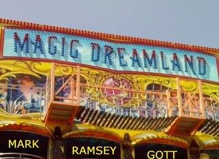 Mark Ramsey Gott releases single 'Magic Dreamland'