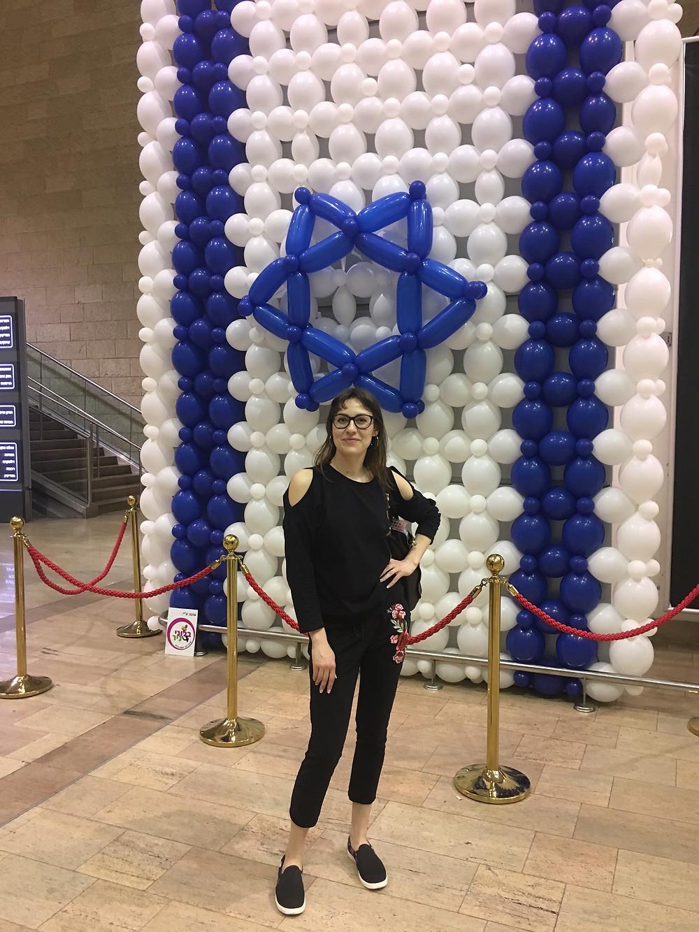 """Встреча в аэропорту """"Бен Гурион"""", Тель Авив"""