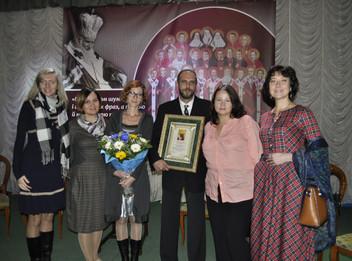 Глава УГКЦ вручив Відзнаку блаженного священномученика Омеляна Ковча