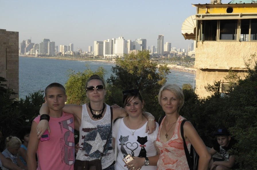 Прогулка по старому городу Яффо