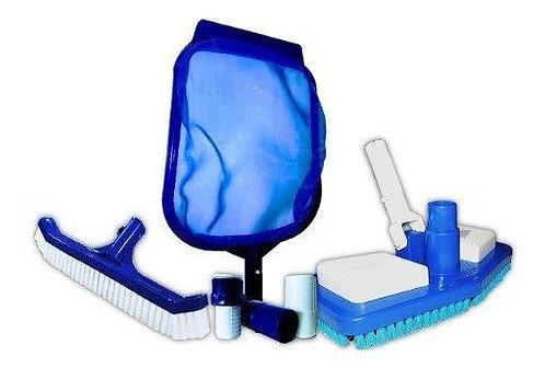 Kit Para Limpeza De Piscinas (compact Polltec)