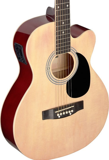 cheap acoustic guitar with pickup malta