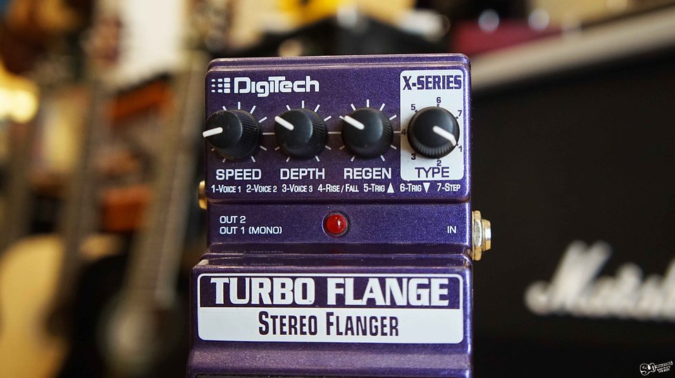 DigiTech Turbo Flanger