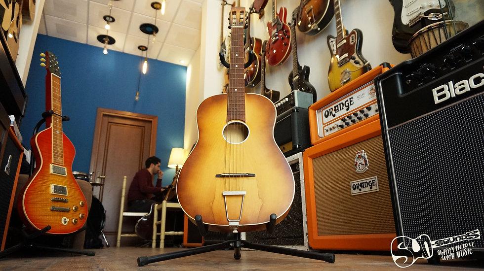 Skiffle Guitar | 1950, Guitar