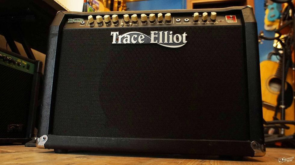 trace elliot amps
