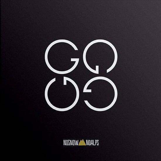 No Snow No Alps - GO GO GO GO, Album Cover