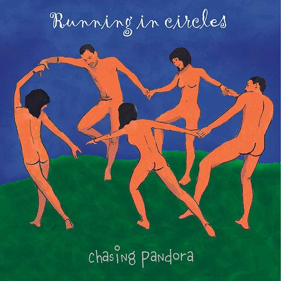 Chasing Pandora - Running In Circles, Album Cover