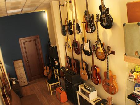 Sun-Sounds Vintage & Used Instrument Shop - Malta