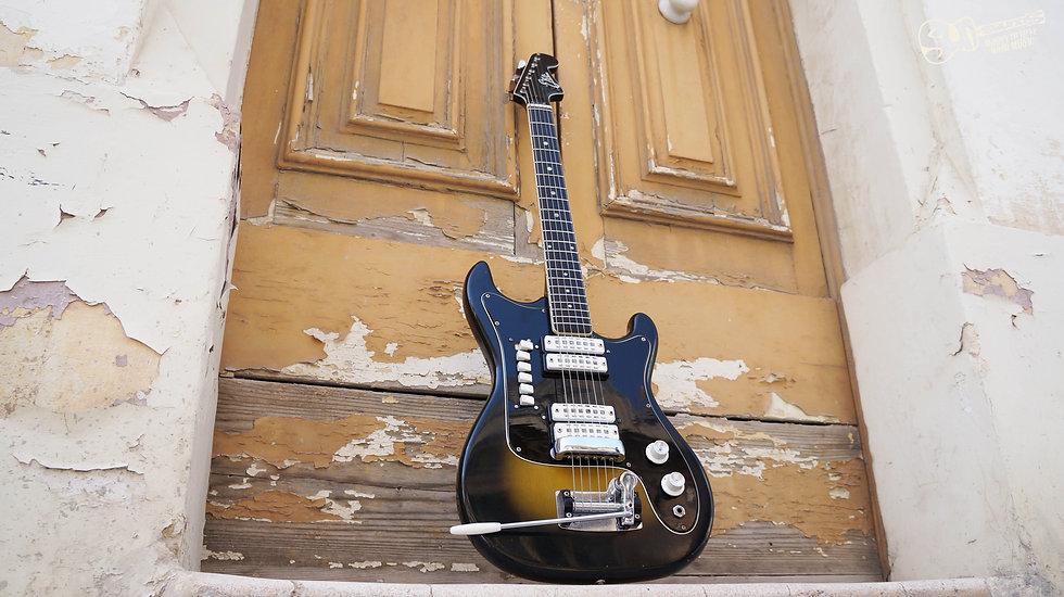 Eko 820 4V - Condor | 1965, Guitar, Electric Guitar