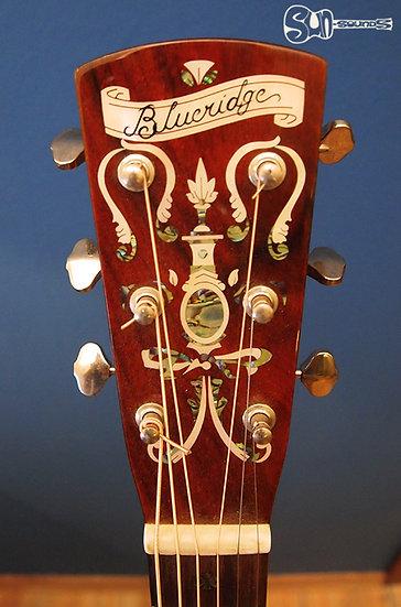 Blueridge BR-163, Guitar