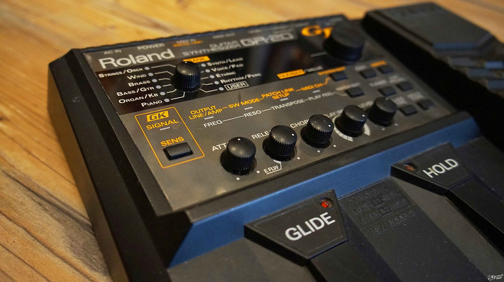 USED roland gr-20