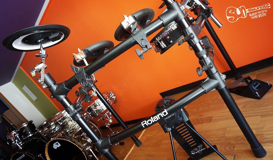 Roland TD-9K, DrumKit, Drum Kit, Drums, Percussion