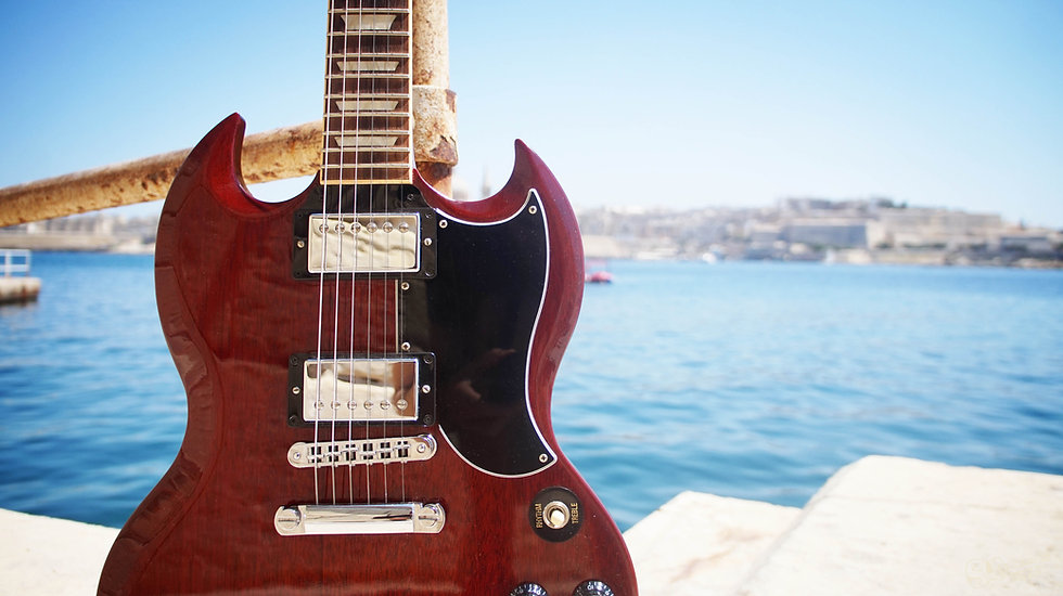 Gibson SG Standard MAlta