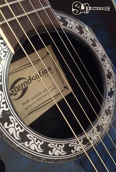 SoundSation RB302CE, Guitar, Acoustic Guitar