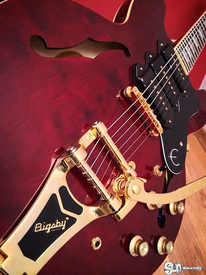 EPIPHONE RIVIERA CUSTOM P93, Guitar