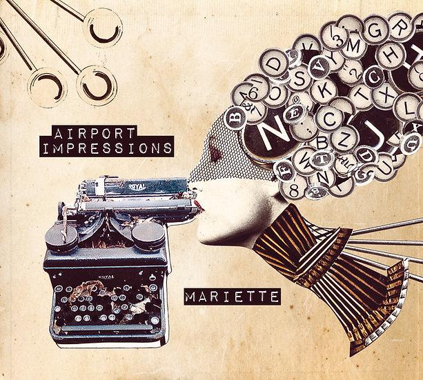 Airport Impressions - Mariette, Album Cover