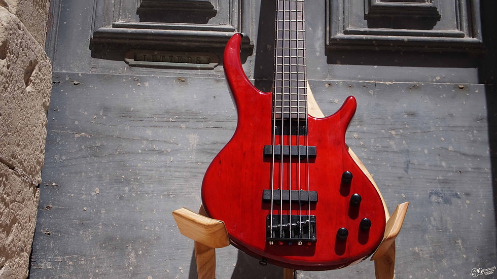 Toby Tobias Deluxe IV Bass by Epiphone
