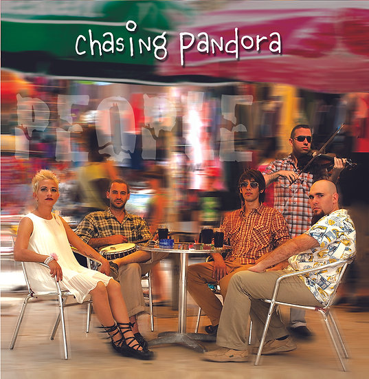 Chasing Pandora - Final People, Album Cover