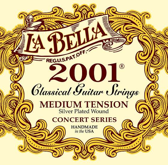 Strings | LaBella Classical 2001