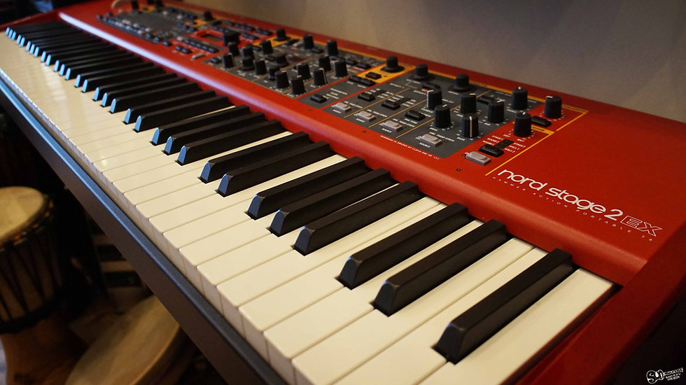 The Nord Stage 2 EX HP76